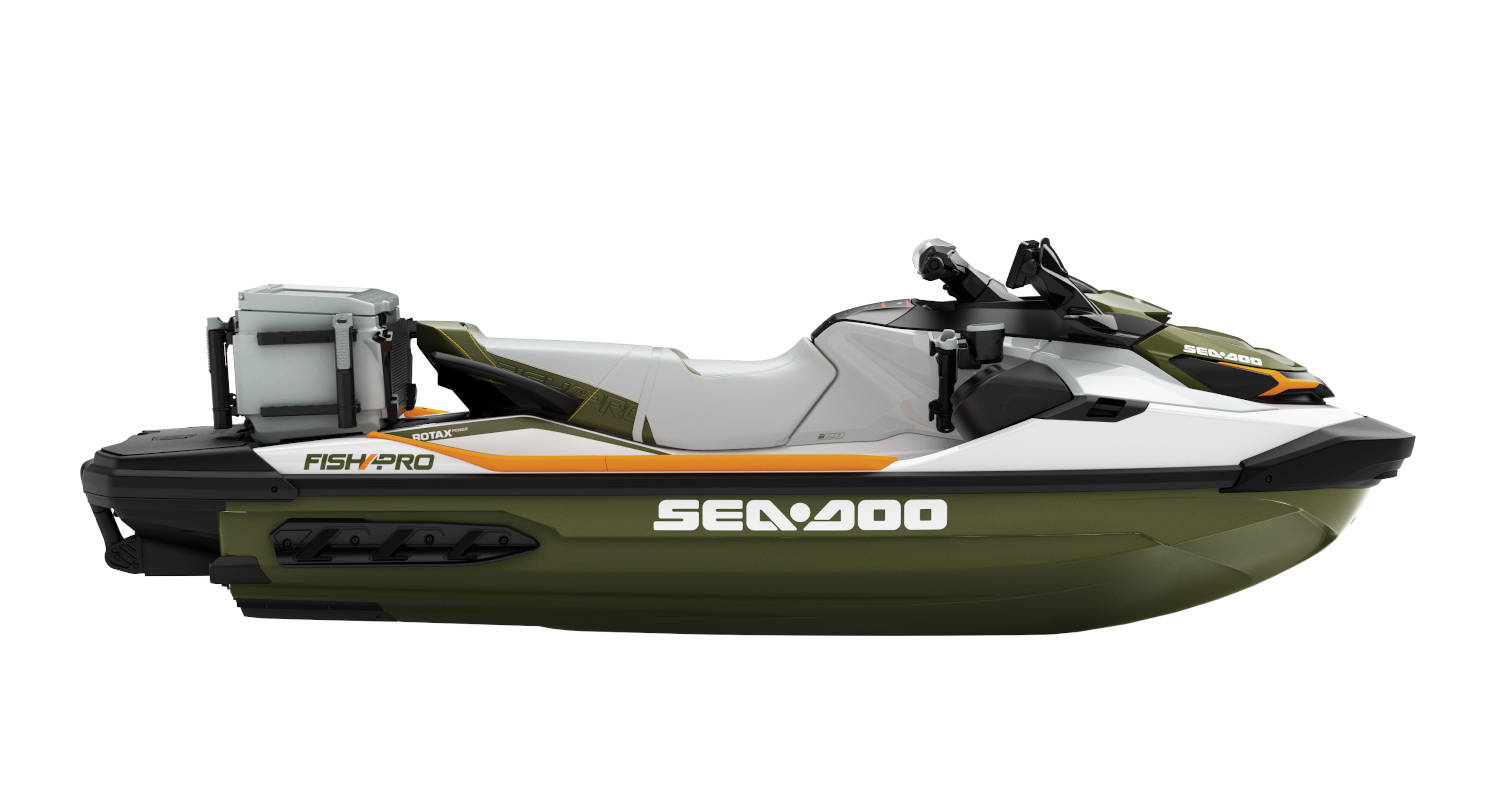 BRP Sea-Doo FISH PRO 170 SOUND SYSTEM 2021