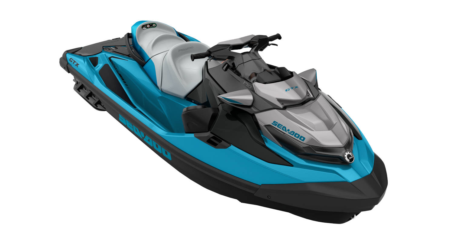 BRP Sea-Doo GTX 170 SOUND SYSTEM 2021