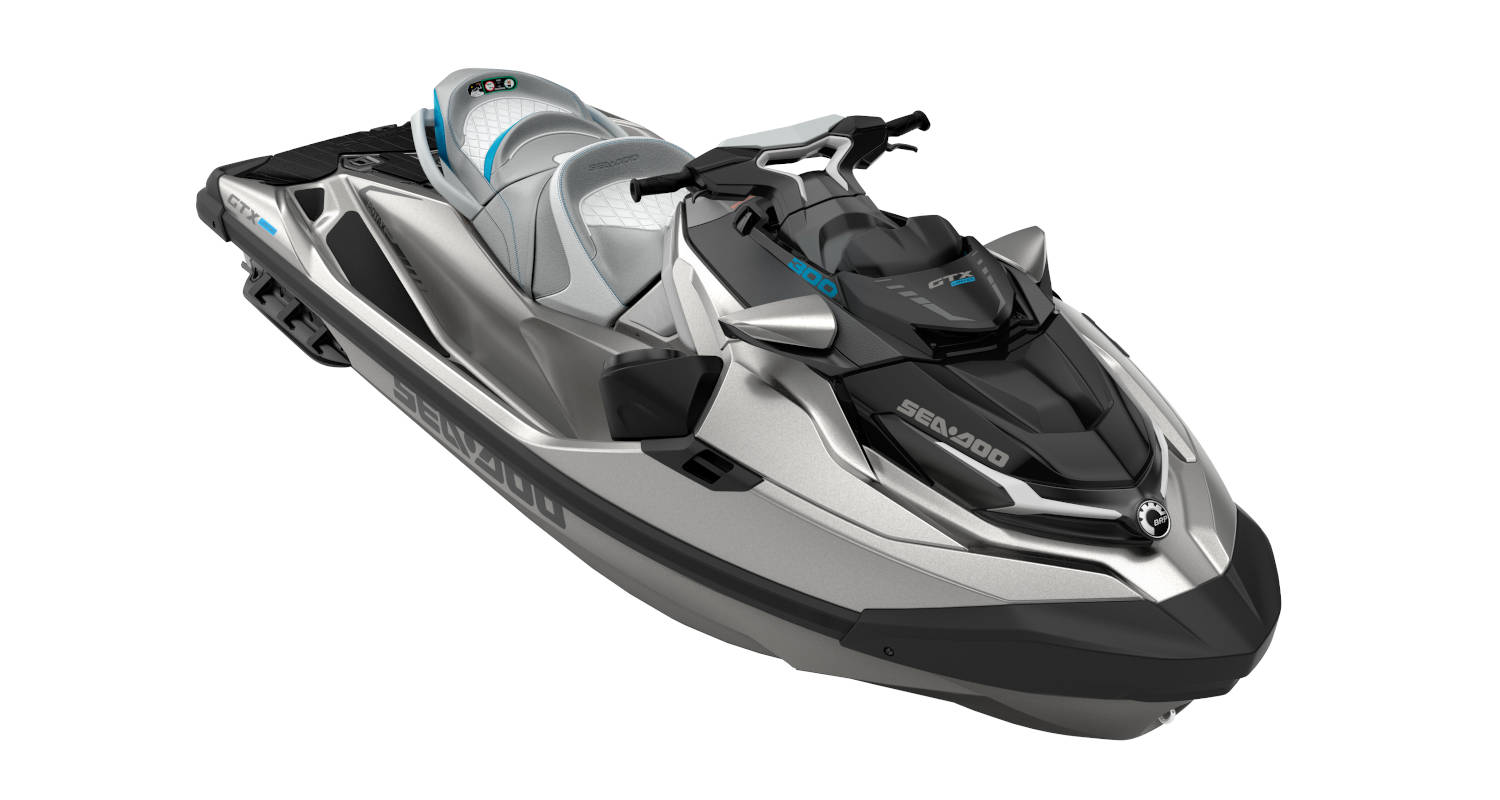 BRP Sea-Doo GTX Limited 300 2021