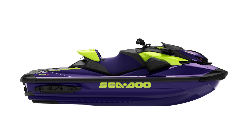 BRP Sea-Doo RXP-X RS 300 2021 PREMIUM SOUND SYSTEM