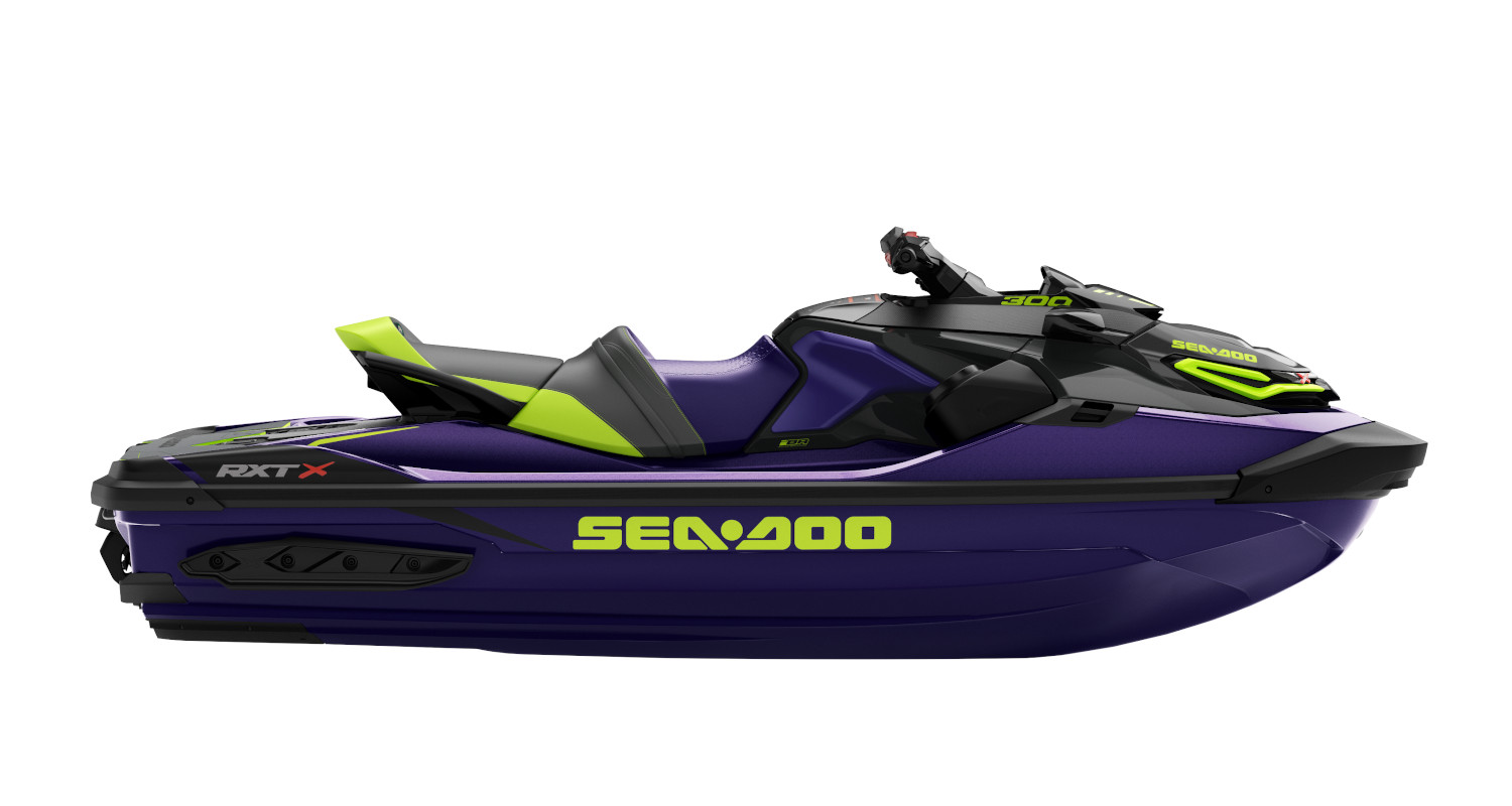 BRP Sea-Doo RXT-X RS SOUND SYSTEM 300 2021