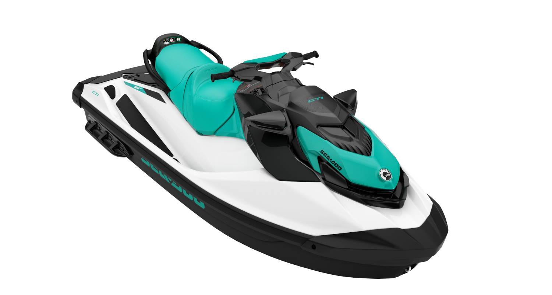 2021 BRP Sea-Doo GTI 90