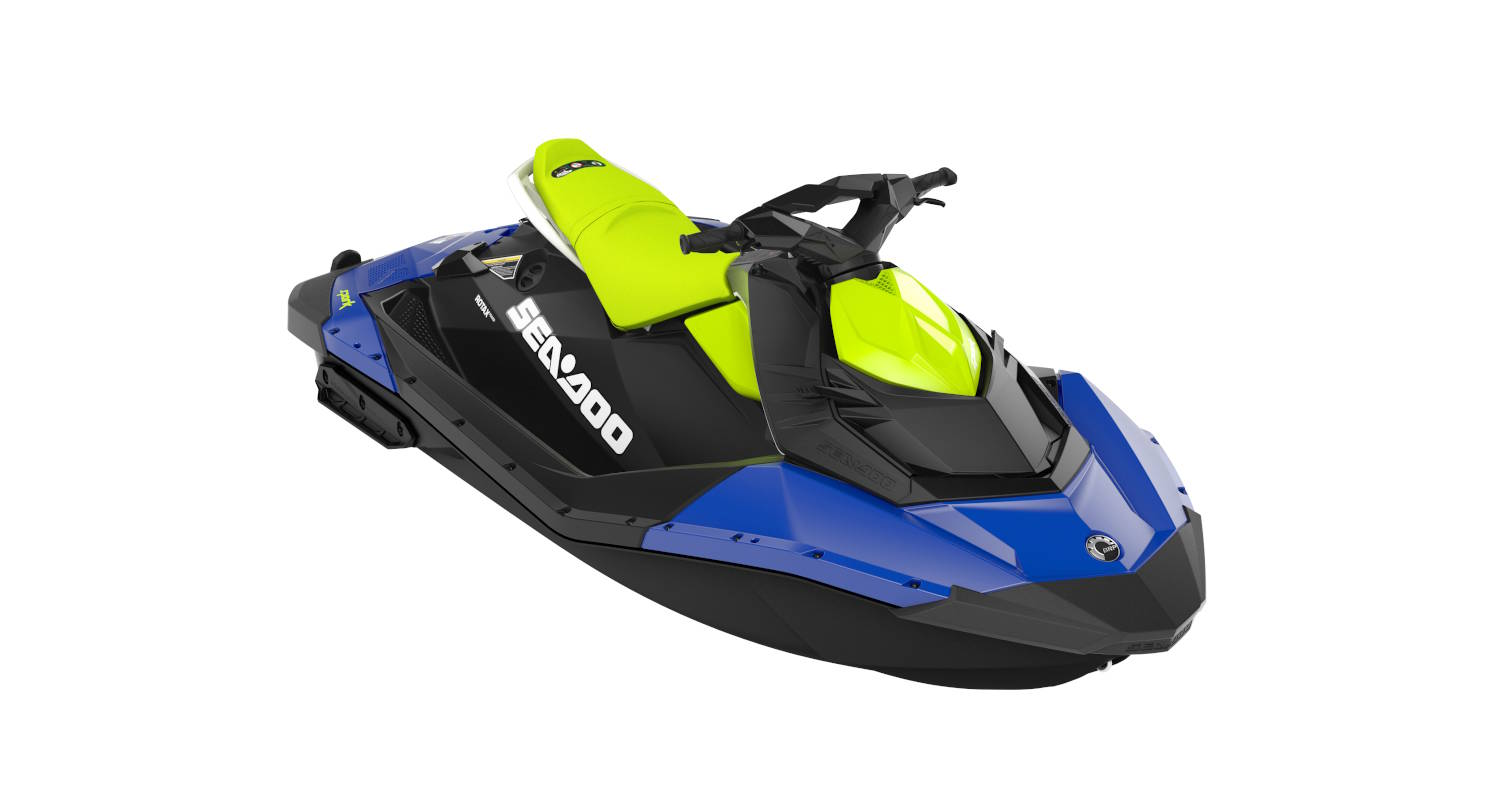 2021 BRP Sea-Doo Spark 90 2UP