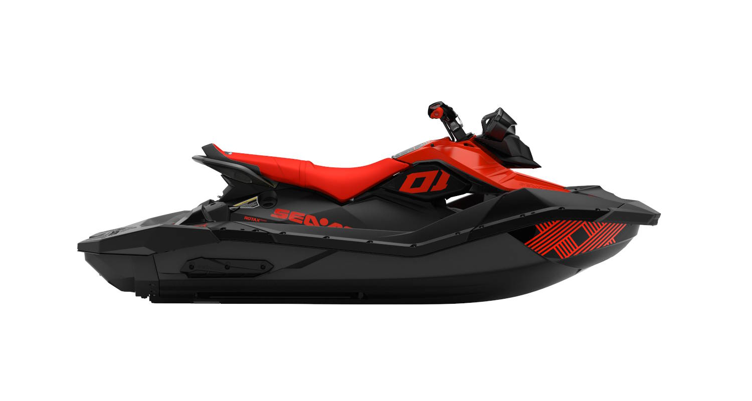 BRP Sea-Doo Spark Trixx 3UP